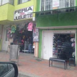 Feria del Juguete  en Bogotá