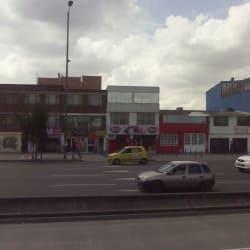 Rico Helado Avenida Las Américas en Bogotá