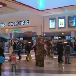 Cine Colombia Centro Mayor en Bogotá
