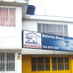 Baterías Bosch en Bogotá