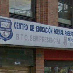 Centro de Educación Formal Robert Hooke Calle 17  en Bogotá