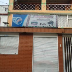 Sergio Express en Bogotá