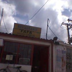 Restaurante Fafa en Bogotá