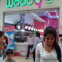 Helados Woody's Centro Mayor en Bogotá