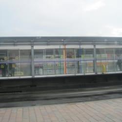 Estación Boyacá en Bogotá