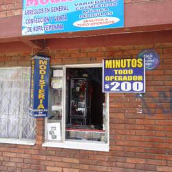 Modistería en Bogotá