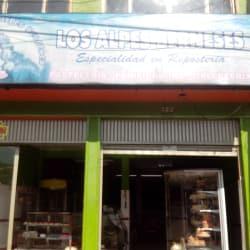 Pastelería Los Alpes Berneses en Bogotá