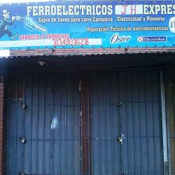 Ferroeléctricos JH Express en Bogotá
