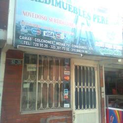 Credimuebles Pereira en Bogotá