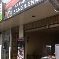 La Parrilla Sangileña en Bogotá