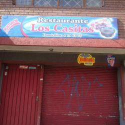 Restaurante Los Casitas en Bogotá