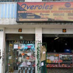 Overoles Avenida 68 con 21 en Bogotá