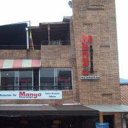 Mango Charanga Restaurante Bar Chico en Bogotá