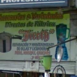 Accesorios y Variedades Jireth en Bogotá
