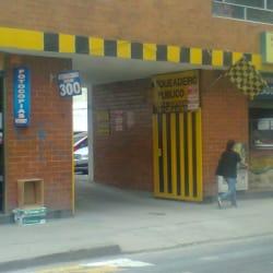 Parqueadero Público Calle 5 con 20 en Bogotá