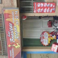 Las Brasitas Rojas en Bogotá