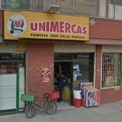 Unimercas Calle 8 en Bogotá