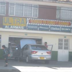 Ultra Alarmas Carrera 27 con 5A en Bogotá