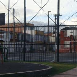 Cancha de Microfútbol Española en Bogotá