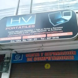 H V Portátiles en Bogotá