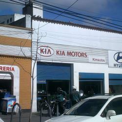 Kimautos en Bogotá