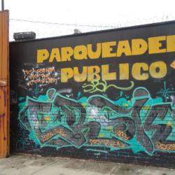 Parqueadero Público Calle 1A con 32 en Bogotá