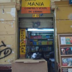 Libro Mania en Bogotá