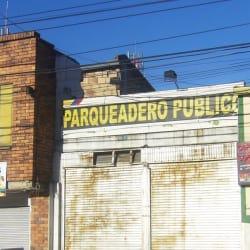Parqueadero Público Carrera 92 con 145A en Bogotá