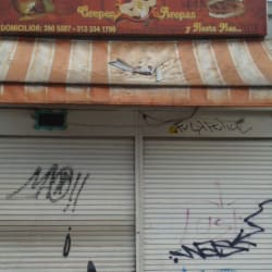 Las Presitas del Pollo en Bogotá