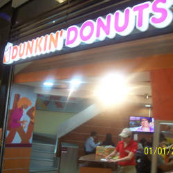 Dunkin' Donuts Unicentro en Bogotá