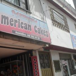 Pastelería American Cakés en Bogotá