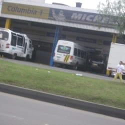 Columbia 1 Michelin en Bogotá