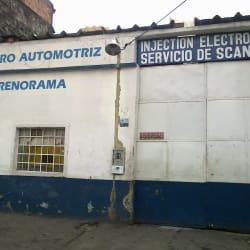 Centro Automotriz Renorama en Bogotá