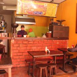 Restaurante La Cartagenera en Bogotá