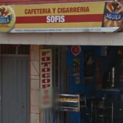 Cafetería y Cigarrería Sofis en Bogotá