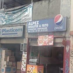 Alpez Broaster y Frito en Bogotá