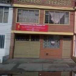 Restaurante Los Paisas YT en Bogotá