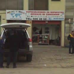 Alkojausa en Bogotá