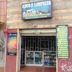 Aseo y  Limpieza Calle 68 con Carrera 58 en Bogotá