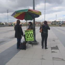 Minutos Calle 45 en Bogotá