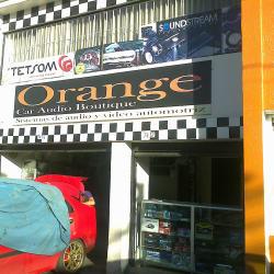 Orange Car Audio Boutique en Bogotá