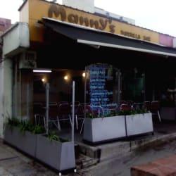 Manny's Parrilla Bar en Bogotá