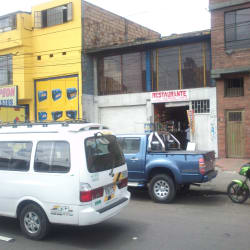 Restaurante Las Dos RR en Bogotá