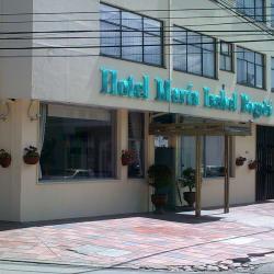 Hotel Santa María Isabel en Bogotá