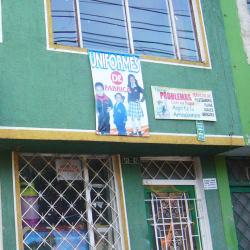Uniformes Punto de Fábrica en Bogotá
