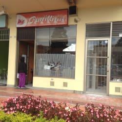 Parrilitas  en Bogotá