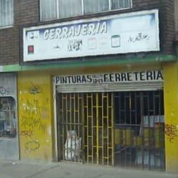 Cerrajería Calle 27 con 10C en Bogotá