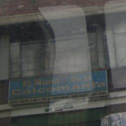 El Mundo de la Calcomanía en Bogotá
