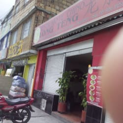 Restaurante Long Teng en Bogotá