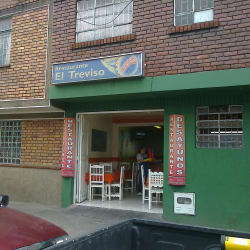Restaurante El Treviso en Bogotá